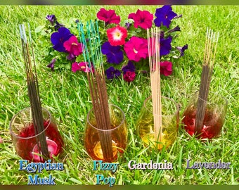 Hand Dipped WildBerry Incense