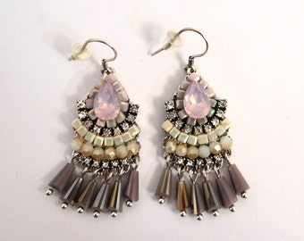 Fancy Bohemian earrings