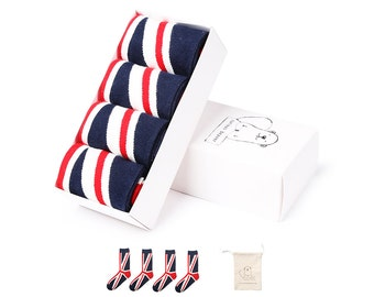 Sock Gift Box for Men - 4 Pairs - Union Jacks UK