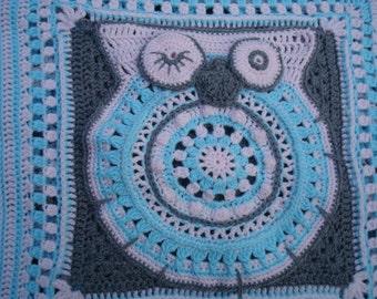 Owl blanket - nice for your nursery!