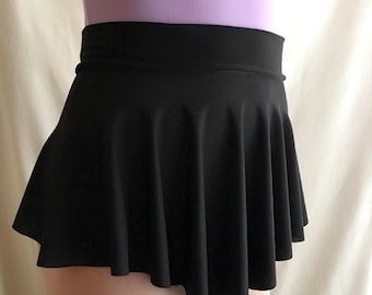 Midnight Black Ballet Skirt