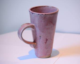 Peach Bloom Mugs