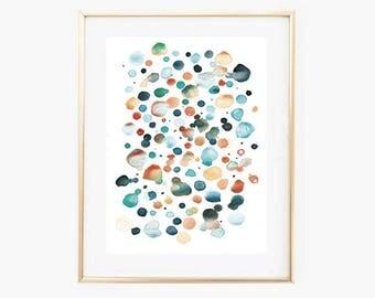 Watercolor Print,Instant Download Printable Art,Abstract Watercolor Print,Digital Prints,Printable Wall Art,abstract art print,Wall Art