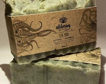 Sea Mud - 100% All Natural & Organic Soap