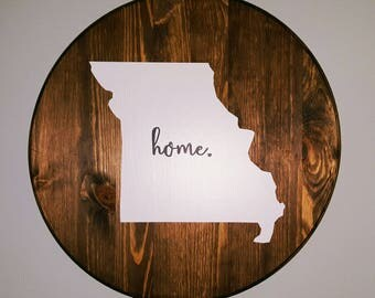 Home with choice of state