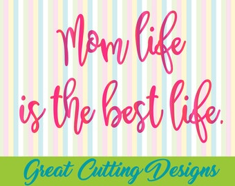 """Shop """"mom svg"""" in Bookbinding & Printing Supplies"""