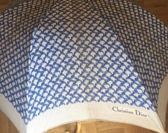 VIntage Christian Dior Umbrella