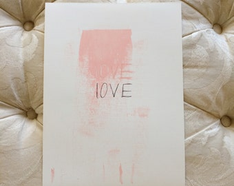 Love Notecard Set