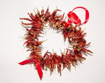 Long Dried Chilli Heart