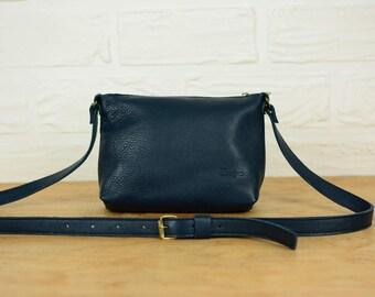 Crossbody Bag,  Leather Crossbody Bag, Leather purse, woman purse, small crossbody bag, leather clutch ,  travel bag