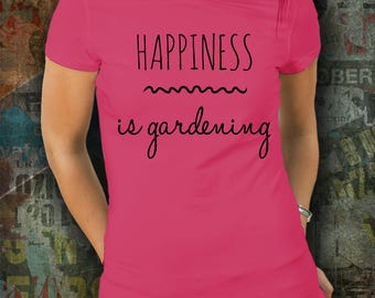 Gardening Shirt, Gardening Tee, Garden Shirt, Gardening T-shirt, Best Gardening Gift, Gardening Clothing, Seed Lover Gift, Favorite Tee