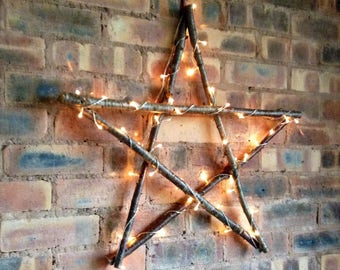 Rustic Decorative Star