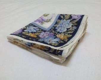 Classic Yves Saint Laurent Handkerchief