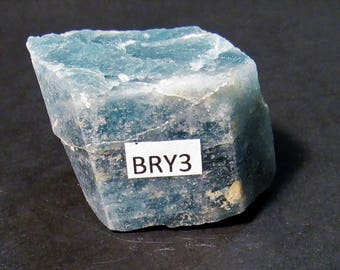 rich, blue Beryl, Canada