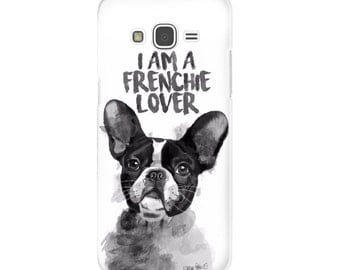 French Bulldog Case, Cell Phone Case, Phone Accessories, French Bulldog Lover, Frenchie Accessories, Frenchie Gifts, French Bulldog Gift