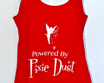 Powered By Pixie Dust Tank