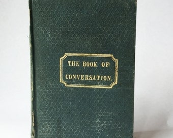 The Book of Conversation