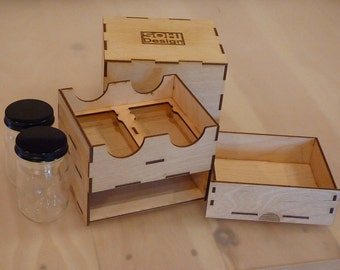 Incognito Stash Box