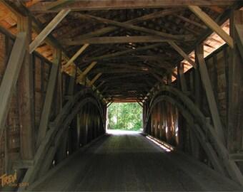 Sheeder Covered Bridge, PA.