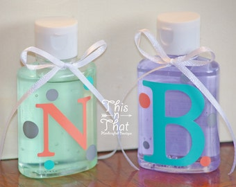 Hand Sanitizer Mini Personalized