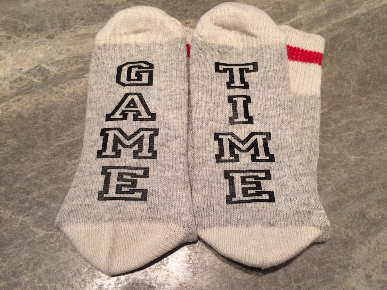 Game ... Time (Socks)