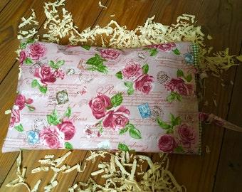 Pine pillows, sachets, rose pillow