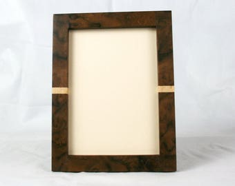 "Handmade picture/photo frame 5 ""x 7""-handmade picture frames/photo framing 13x18cm"