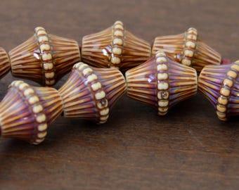 Diamond Twill Mirage Beads - MOOD 005