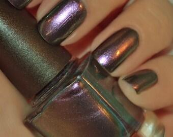 Rebirth - Purple Blue Green Multichrome Color Shifting Nail Polish