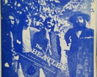 Beatles Rare Bootleg Lp McCartney Lennon Starr Harrison