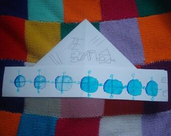 Ship - Based Paper hat