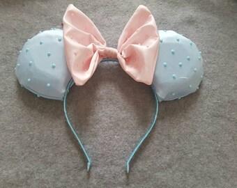 Cinderella - Fairy Godmother  Minnie Mouse Disney Ears