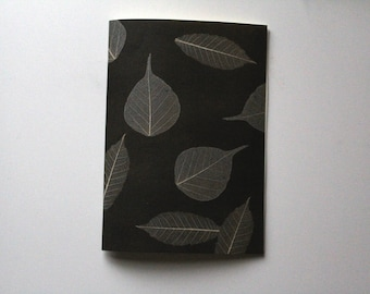 Handmade notebook Laef