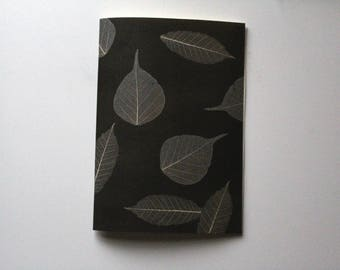 Handmade notebook Laef
