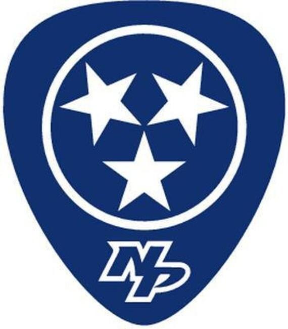 Vinyl Decal Sticker - Nashville Predators Decal for Windows, Cars, Laptops, Macbook, Yeti, Coolers, Mugs etc