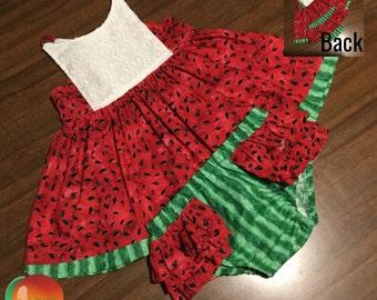 Baby Watermelon Set ~ Size 0