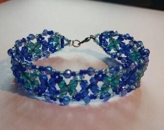 Blue Fantasia Bracelet
