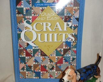 Quick and Easy Scrap Quilts - Free Shipping