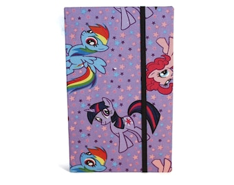 Kindle Fire Case made with My Little Pony Fabric, Kindle Cover, Samsung Tab Case, Nook Case, iPad mini Cover, Kobo Cover, iPad mini Case