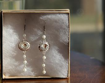 Elegant Dangle & Drop Earrings