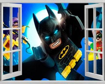 The Batman wall sticker, decal, self-adhesive vinyl