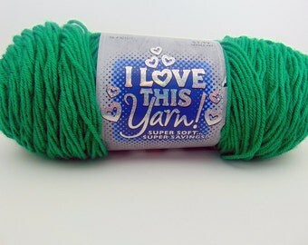 Jelly Bean - I Love This Yarn worsted weight 100% acrylic