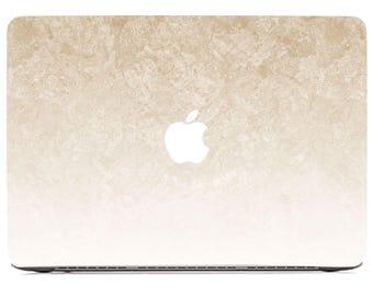 Macbook Skin Gold Ombre - full set