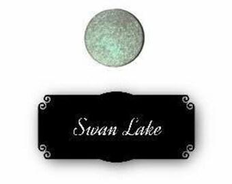 Pressed mineral eyeshadow - Swan Lake