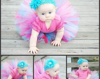1st Birthday Tutu Outfit , Birthday Tutu Set , First Birthday Tutu Outfit, second Birthday Outfit