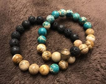 Green Relationship Bracelets