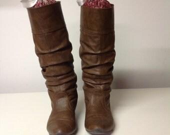Fabric bootshapers