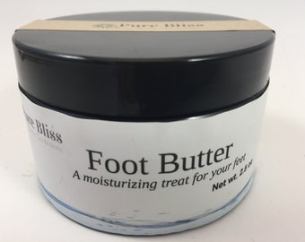 Foot Butter, Foot Cream, Foot Lotion