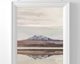 Antelope Island State Park, Utah - Fine Art Print - Photography