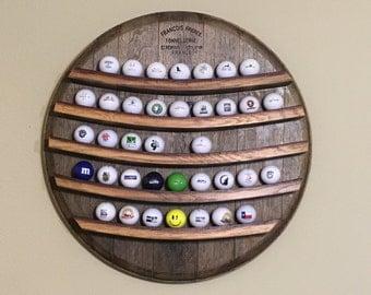 Logo Golf Ball Display